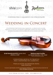 Wedding in Concert - 26-02