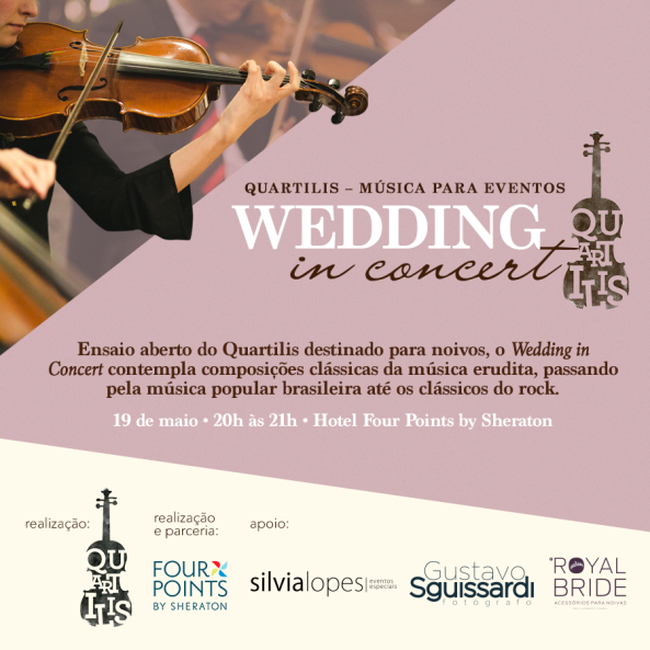 Wedding in Concert Maio