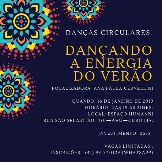 dançando verão 2019