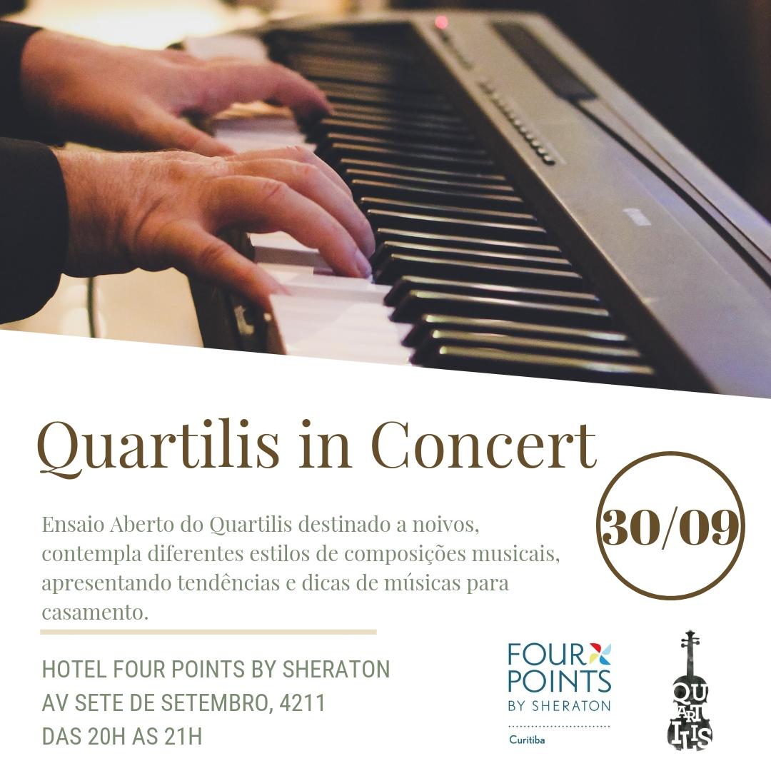 Quartilis in Concert Set 2019